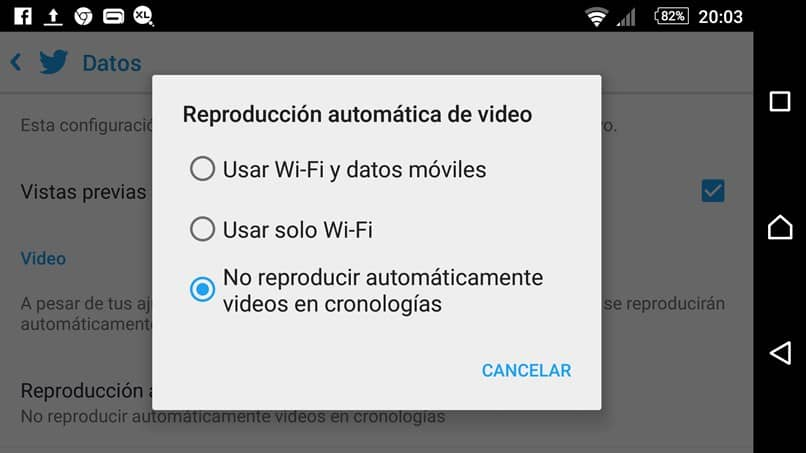 Come disattivare la riproduzione automatica di video e GIF su Twitter
